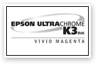 Технология чернил Epson UltraChrome K3™ Vivid Magenta